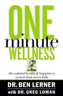One Minute Wellness av Ben Lerner (Heftet)
