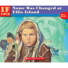 If Your Name Was Changed at Ellis Island av Ellen Levine (Innbundet)