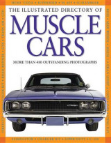 Omslag - The illustrated directory of muscle cars