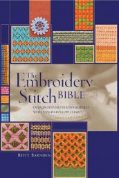 Embroidery Stitch Bible av Betty Barnden (Innbundet)