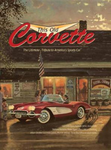 This Old Corvette av Michael Dregni (Innbundet)