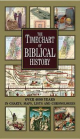 Omslag - The Timechart of Biblical History