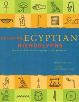 Omslag - Decoding Egyptian Hieroglyphs