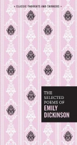 Omslag - The Selected Poems of Emily Dickinson