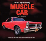 Omslag - The Legendary Muscle Car