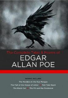 The Complete Tales & Poems of Edgar Allan Poe av Edgar Allan Poe (Innbundet)