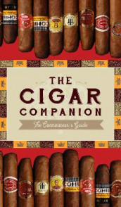 The Cigar Companion av Anwer Bati og Simon Chase (Innbundet)