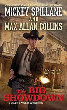 Big Showdown av Mickey Spillane og Max Allan Collins (Heftet)