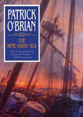 The Wine-Dark Sea av Patrick O'Brian (Lydbok-CD)