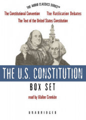 The United States Constitution av Wendy McElroy og George H Smith (Lydbok-CD)
