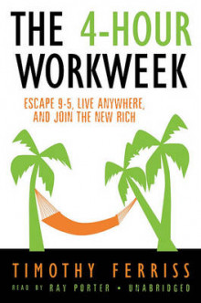 The 4-Hour Work Week av Timothy Ferriss (Lydbok-CD)