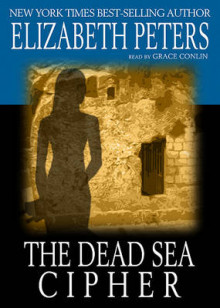 Dead Sea Cipher av Elizabeth Peters og Grace Colin (Innbundet)