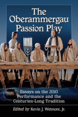 Omslag - The Oberammergau Passion Play