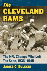 Omslag - The Cleveland Rams