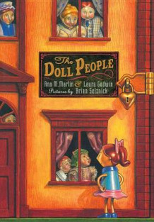 Doll People, the av Ann Godwin Martin (Heftet)