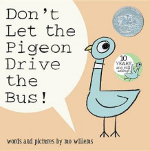 Don't Let the Pigeon Drive the Bus av M Willems (Heftet)