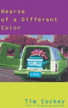 A Hearse of a Different Color av Tim Cockey (Innbundet)