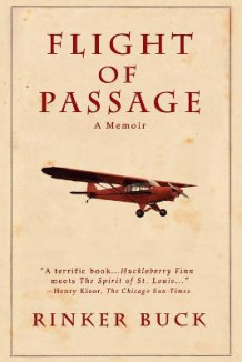 Flight of Passage av Rinker Buck (Heftet)
