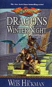 Dragons of winter night av Margaret Weis og Tracy Hickman (Heftet)