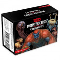 Omslag - Dungeons & Dragons Spellbook Cards: Monsters 0-5 (D&d Accessory)