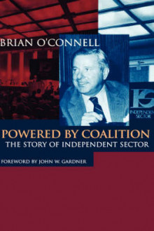 Powered by Coalition av Brian O'Connell (Innbundet)