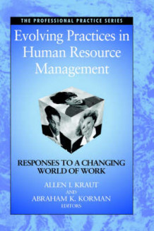 Evolving Practices in Human Resource Management (Innbundet)