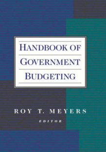 Handbook of Government Budgeting (Innbundet)