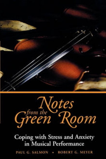 Notes from the Green Room av Salmon og Robert G. Meyer (Heftet)