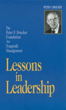 Lessons in Leadership av Peter Drucker (Video uspesifisert)