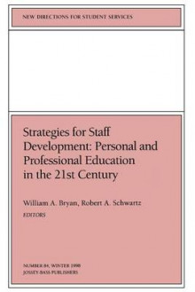 Strategies Staff Development 84 Fessional Education in the 21st Century (Issue 84: New Directions for Student Services-SS) av SS (Heftet)