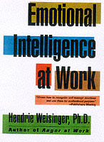 Emotional Intelligence at Work av Hendrie Weisinger (Heftet)