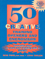 50 Creative Training Openers and Energizers av Bob Pike og Lynn Solem (Heftet)