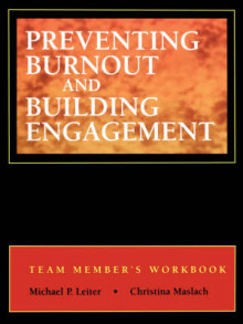 Preventing Burnout and Building Engagement av Michael P. Leiter og Christina Maslach (Heftet)