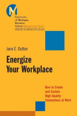 Omslag - Energize Your Workplace