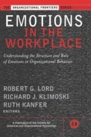 Emotions in the Workplace (Innbundet)