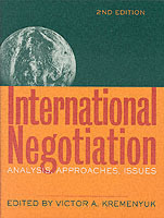 International Negotiation (Heftet)