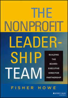 The Nonprofit Leadership Team av Fisher Howe (Innbundet)