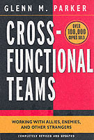Cross Functional Teams av Glenn M. Parker (Innbundet)