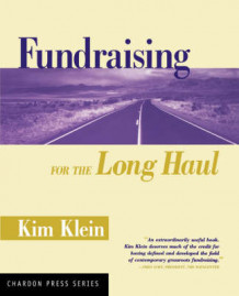 Fundraising for the Long Haul av Kim Klein (Heftet)