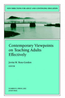 Contemporary Viewpoints on Teaching Adults Effectively (Heftet)