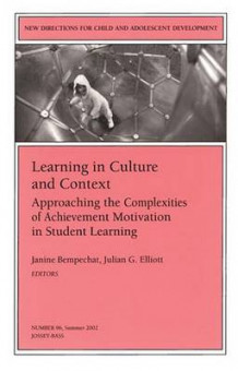 Learning in Culture and Context (Heftet)