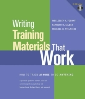 Writing Training Materials That Work av Wellesley R. Foshay, Kenneth H. Silber og Michael Stelnicki (Innbundet)
