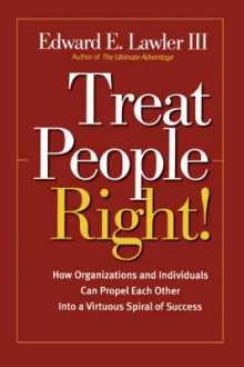 Treat People Right! av Lawler (Heftet)