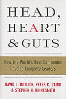 Head, Heart, and Guts av David L. Dotlich, Peter C. Cairo og Stephen H. Rhinesmith (Innbundet)