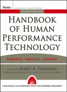 Handbook of Human Performance Technology (Innbundet)