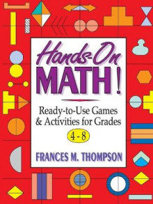 Hands-On Math! av Frances McBroom Thompson (Heftet)
