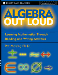 Algebra Out Loud av Pat Mower (Heftet)