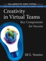 Creativity in Virtual Teams av Jill Nemiro (Heftet)