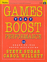 Games That Boost Performance av Steve Sugar og Carol Willett (Heftet)