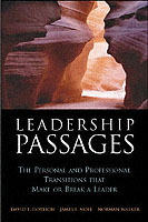 Leadership Passages av David L. Dotlich, James Noel og Norman Walker (Innbundet)
